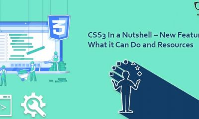 CSS3 In a Nutshell – New Features, What it Can Do and Resources
