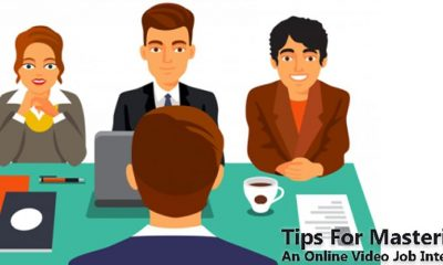 Tips for Mastering an Online Video Job Interview