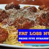 Fat Loss Nutrition Prime Five Straightforward Food Substitutions